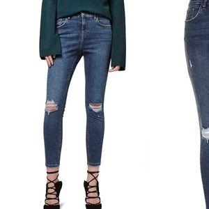 Topshop Jamie Jeans 26